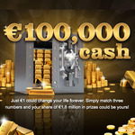 €100,000 Cash Scratch Card Review