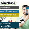 90% off US Powerball Subscription