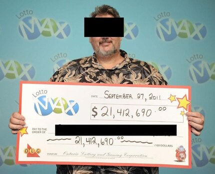 Anonymous Canadian Lottery Winner