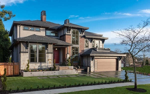 BC Children's Hospital Lottery Grand Prize Home
