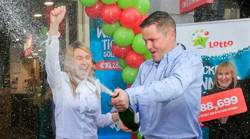 Biggest Irish Lotto Winners