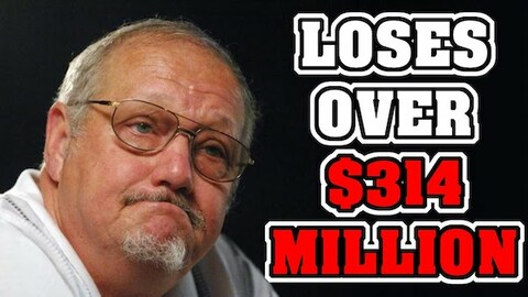 Biggest Lotto Loser Jack Whittaker