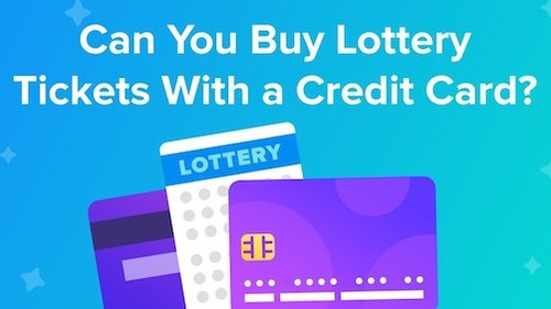 Can You Buy Lottery Tickets with a Credit Card