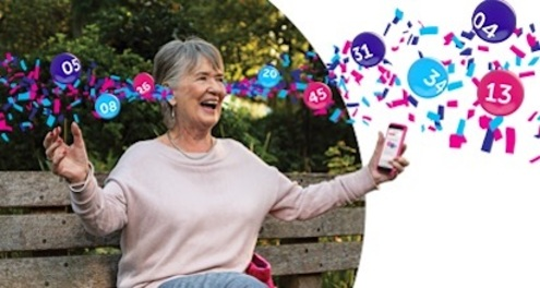 Cancer Research UK Weekly Lottery