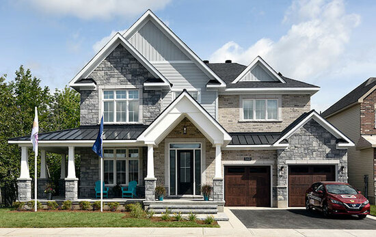 CHEO Dream Home Lottery Grand Prize Exterior