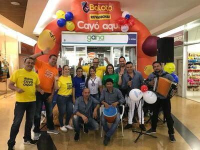 Colombia Baloto Winners