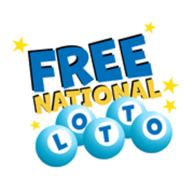 FreeNationalLottery Logo Square
