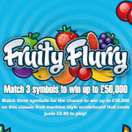 Fruity Flurry Online Scratch Card Review