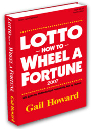 Gail Howard How to Wheel a Fortune Book