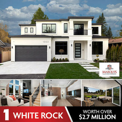 Heroes Lottery Grand Prize White Rock