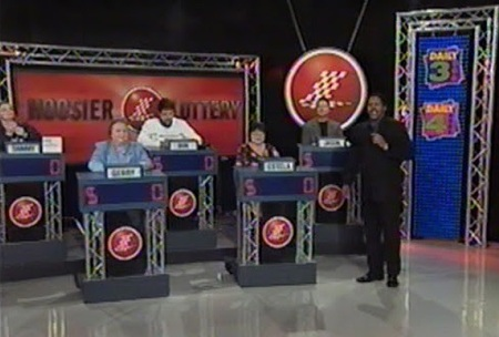 Hoosier Lottery TV Show