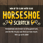 Horseshoe Scratch Card Review