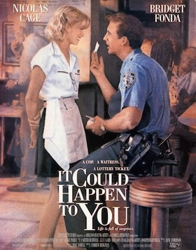 It Could Happen to You Movie Poster 1994