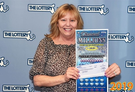 Janet Pflaumer Phillips 2019 Diamond Millions Win