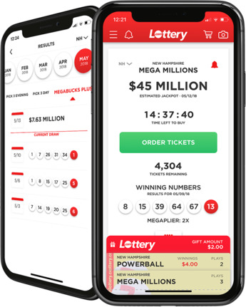 Lottery.com App Screenshot
