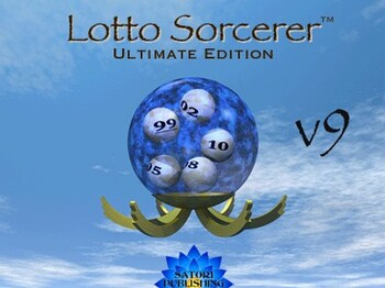 Lotto Sorcerer Software Ultimate Edition Cover