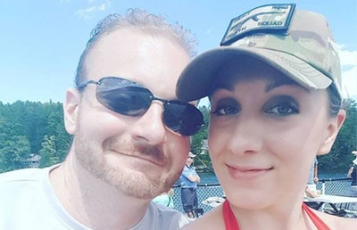Lotto Winner Kricket Slik with Crying Nazi Christopher Cantwell