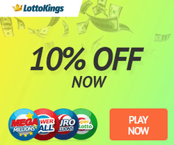 LottoKings 10% Off Promo Code