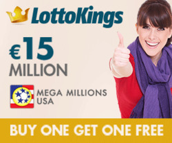 LottoKings Free Lottery Ticket