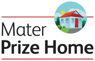 Mater Prize Home Lottery Logo