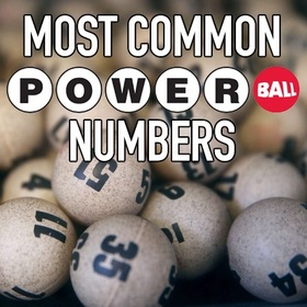 Most Common and Least Common Powerball Numbers