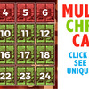Multilotto Christmas Calendar Promo