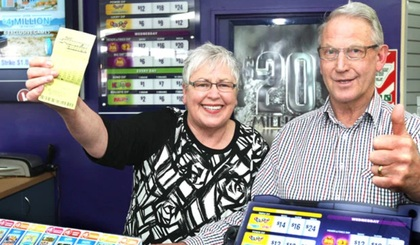 New Zealand Powerball Winners