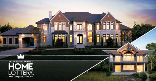 Princess Margaret Home Lottery Grand Prize