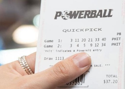 Quick Pick Lottery Numbers