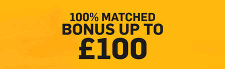 Scratch Card 100% Deposit Bonus