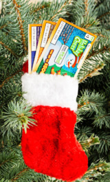 Scratchcard Stocking Stuffer