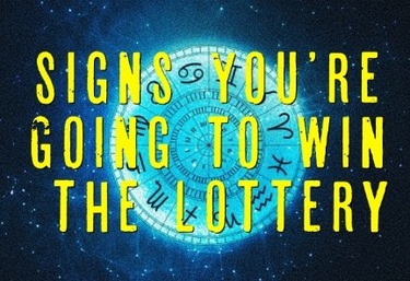 Signs You're Going to Win the Lottery Title Over Astrological Signs