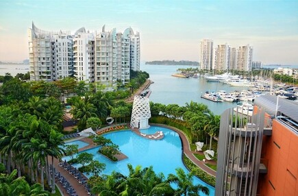 Singapore 4D Lottery Winner Luxury Hotel