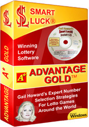 Smart Luck Advantage Gold Lotto Software