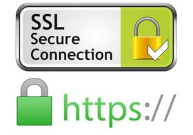 SSL Encryption Symbol