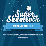 Super Shamrock Scratch Card Review