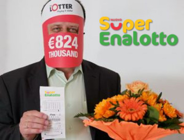 SuperEnalotto Anonymous Lottery Winner