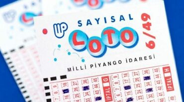Turkish Sayisal Loto 649 Ticket