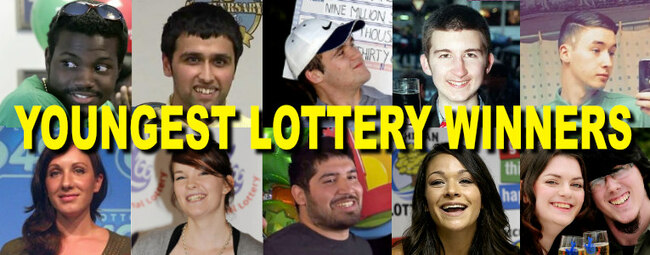 Youngest Lottery Winners